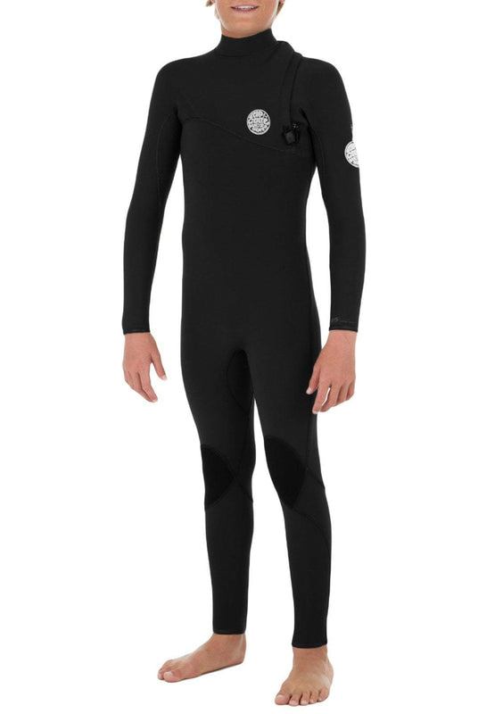 Rip Curl Youth Flashbomb 3/2 Zip Free Fullsuit Wetsuit