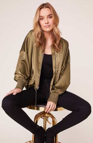 Bomber Jackets with a Twist