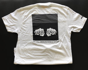 Ride Fast T-shirt - available in black and white