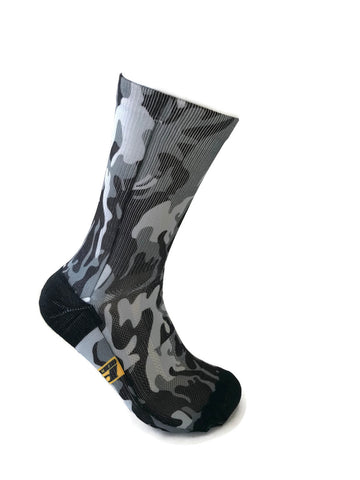CAMO SOCK - SUBLIMATED