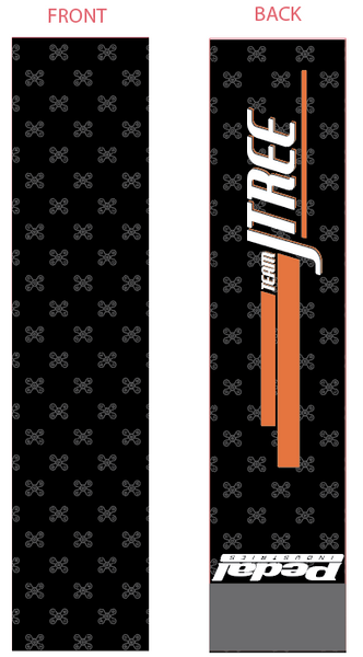 JTREE SUBLIMATED SOCK - SHIPS IN ABOUT 3 WEEKS