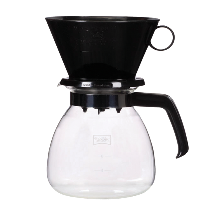 10 Cup manual Pour-Over™ Coffeemaker