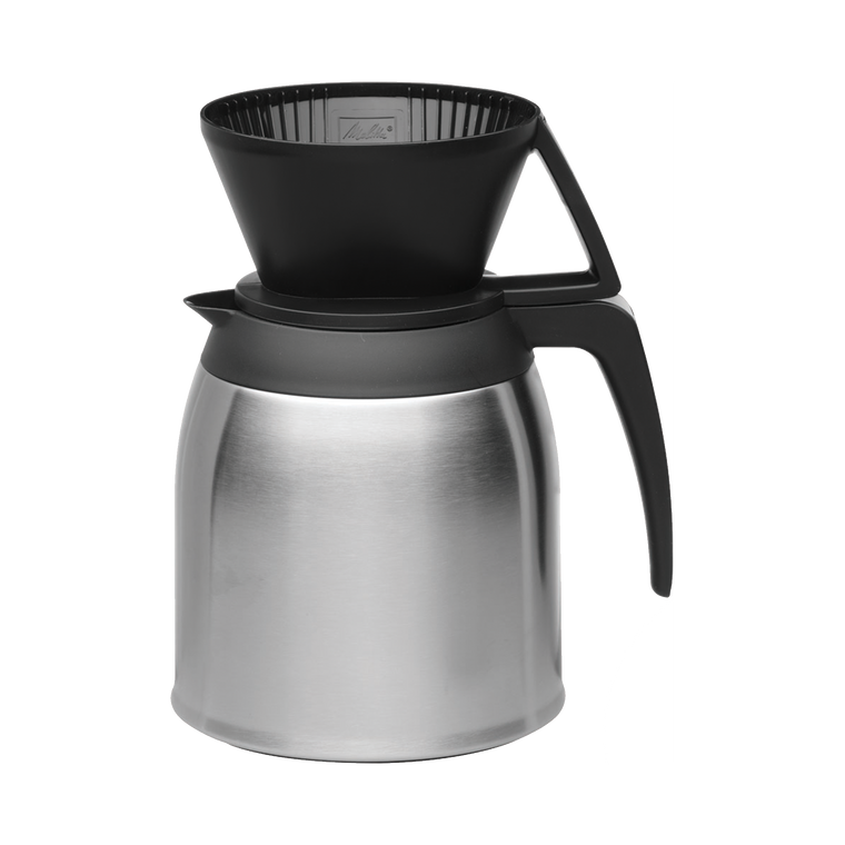 Thermal Pour-Over™ Coffeemaker & Stainless Carafe Set