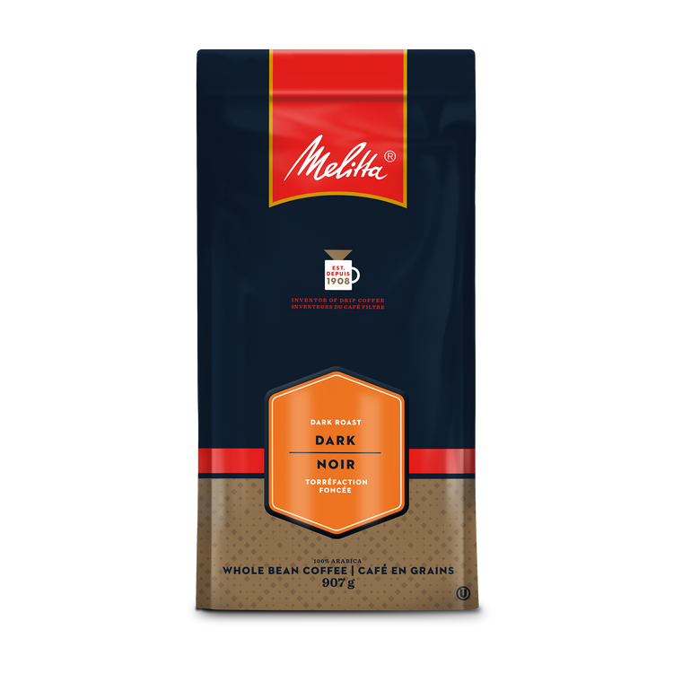 Dark Roast Whole Bean 907g