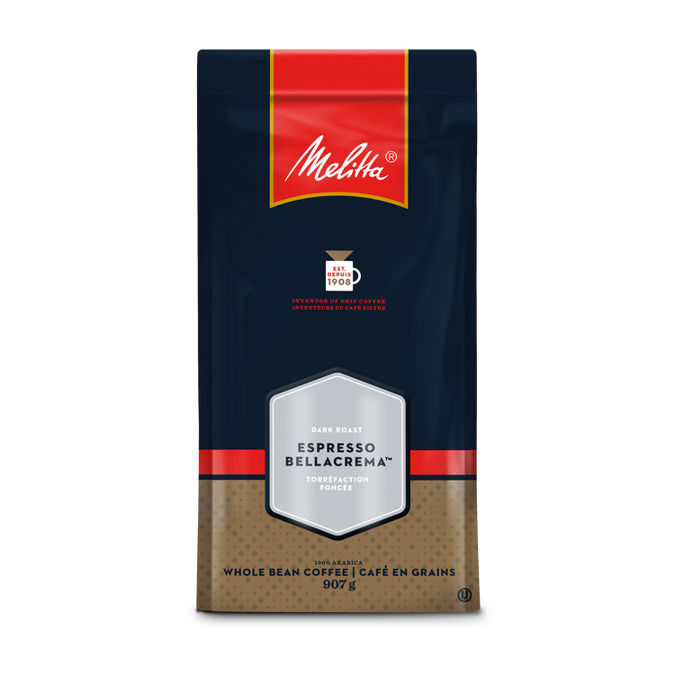 Italian Espresso BellaCrema Whole Bean 907g