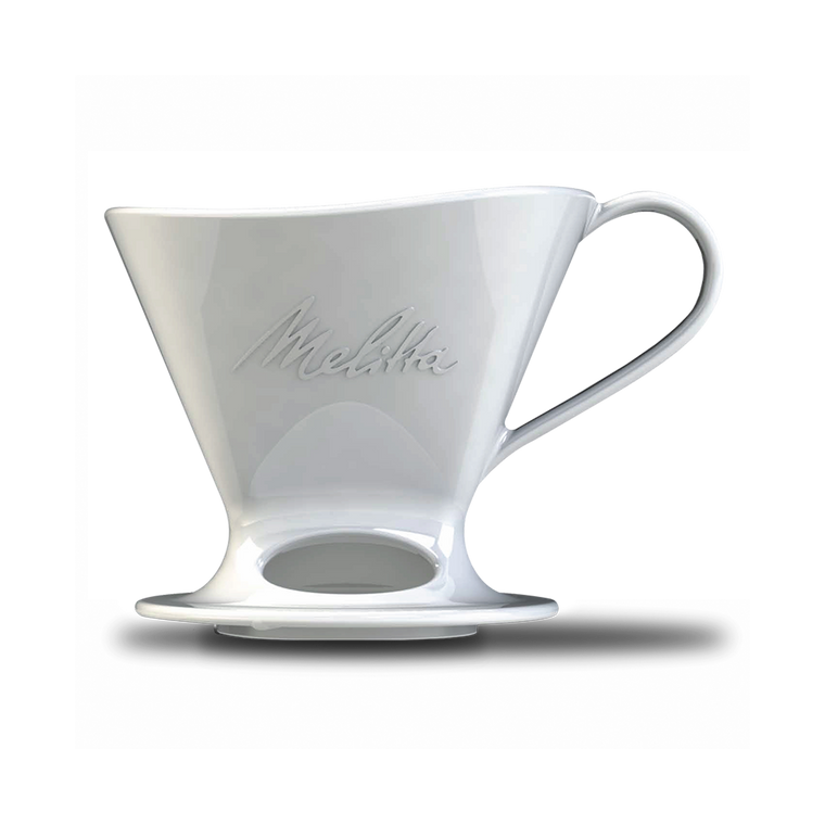 Signature Series Pour-Over™ Coffeemaker - White Porcelain, 1-Cup