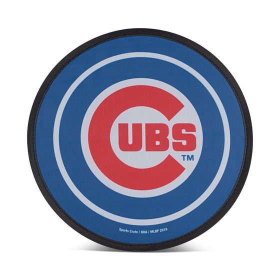 Chicago Cubs Frisbee Flyer Disk