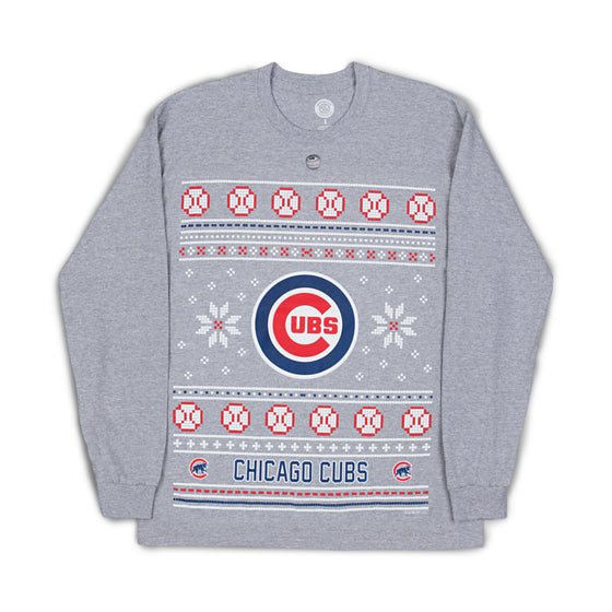 Chicago Cubs Ugly Sweater Shirt
