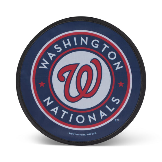 Washington Nationals Frisbee Flyer Disk