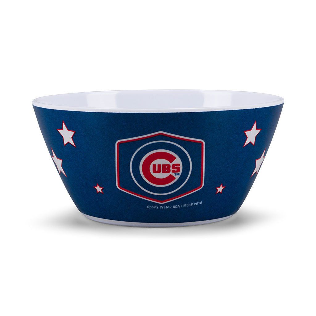 Chicago Cubs Cereal Bowl