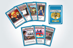 Conviction: The Card Game