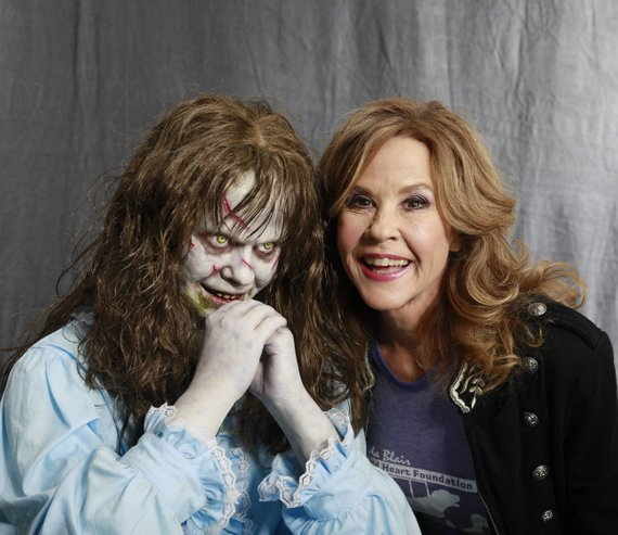 The Exorcist Linda Blair Life Size 1:1 scale Regan Movie Prop