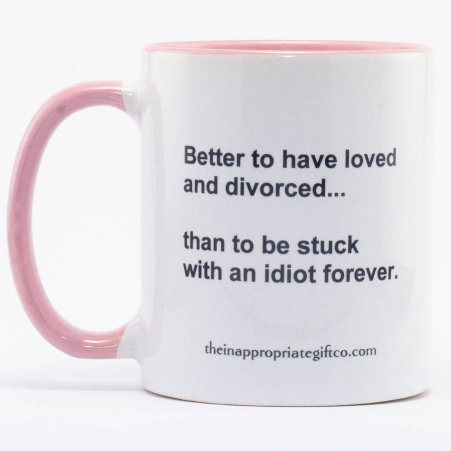 Better to have loved and divorced TIGC The Inappropriate Gift Co