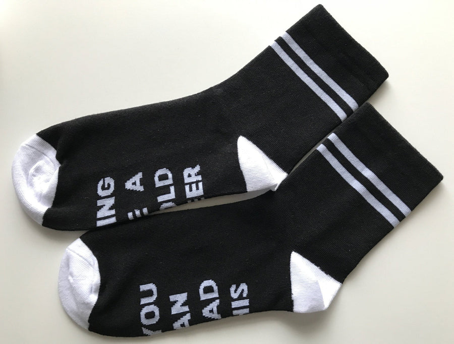 Bring me a cold beer socks TIGC The Inappropriate Gift Co
