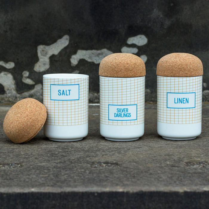 Fair Play, Export Storage Jars