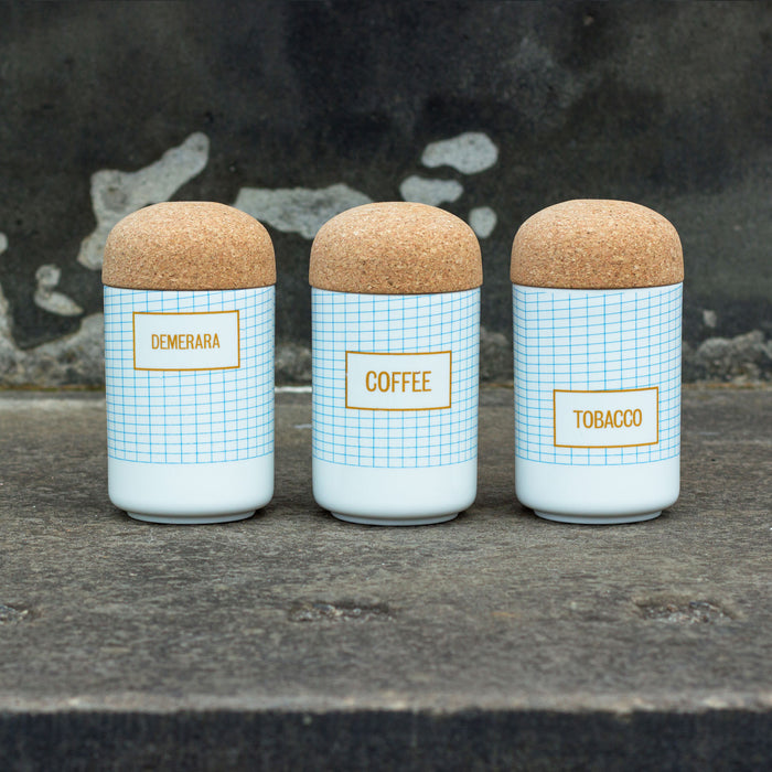 Fair Play, Import Storage Jars