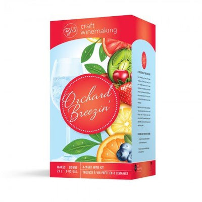 Orchard Breezin' Seville Orange Sangria