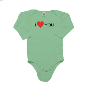 Dharma Baby Collection, Onesie, I love You
