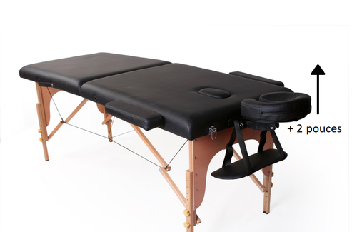 Table de massage 28'' Confort Ultra
