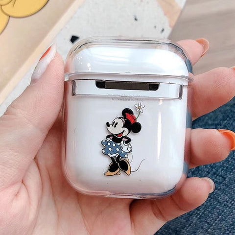Disney Clear Case For AirPods In 3 Designs