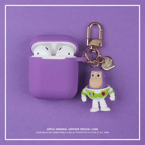 Toy Story Silicone Case for Apple Airpods