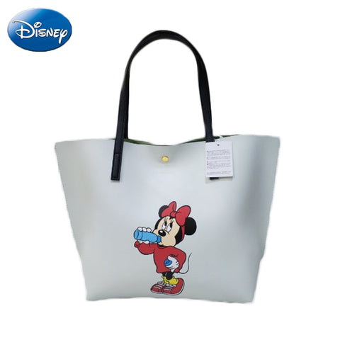 Mickey Or Minnie Shoulder Bag Tote