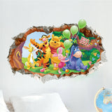 Winnie the Pooh And Friends Wall Decal - Amazing Steals N Deals