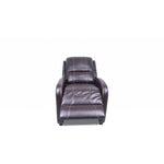 Lippert 380396 Pushback Recliner in Jaleco Chocolate