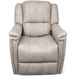 Lippert 380402 Swivel Glider/Recliner in Grandland Doeskin