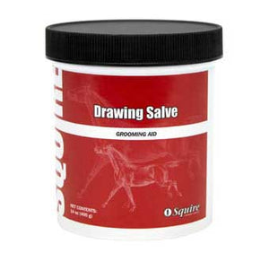 Squire Drawing Salve Grooming Aid