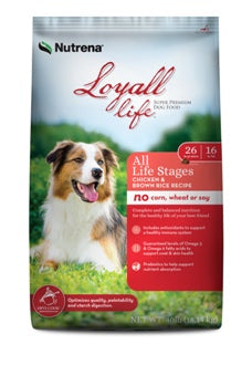 Loyall Life All Stages Chicken & Brown Rice