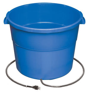 Heated 16 Gallon Bucket