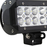 LED Light Bar Pro Series - Straight - Bottom Mount - 4 Inch