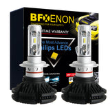 BFXenon 2018 LED Headlight Kit - H16 / 5202 Single Beam