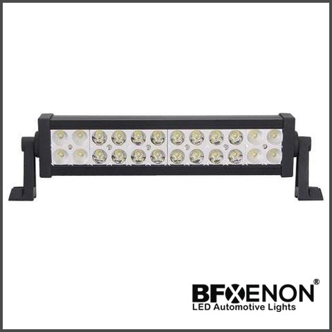 LED Light Bar Pro Series - Straight - Side Mount - 10 Inch
