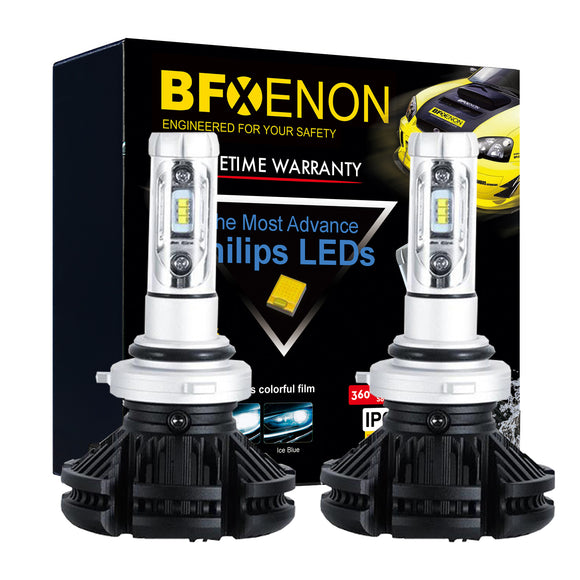 BFXenon 2018 LED Headlight Kit - 9006 / 9012 Single Beam