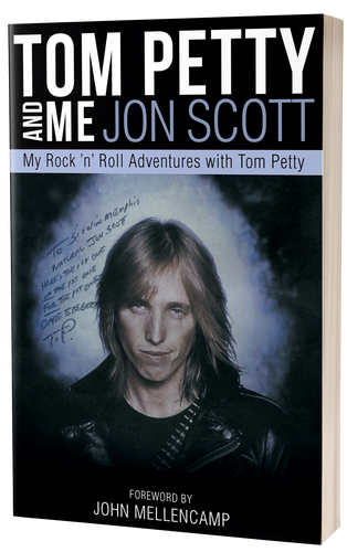 Tom Petty and Me