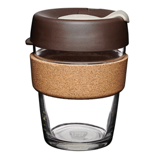 "Keep Cup ""Brew Cork Almond"""