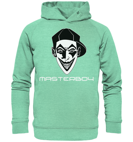 Masterboy Hoodie Classic Green