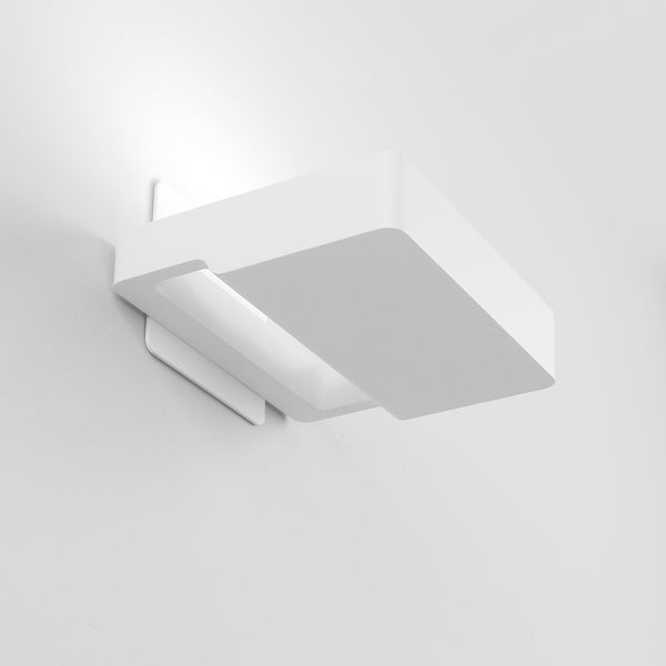 Square wall CFL 18W white
