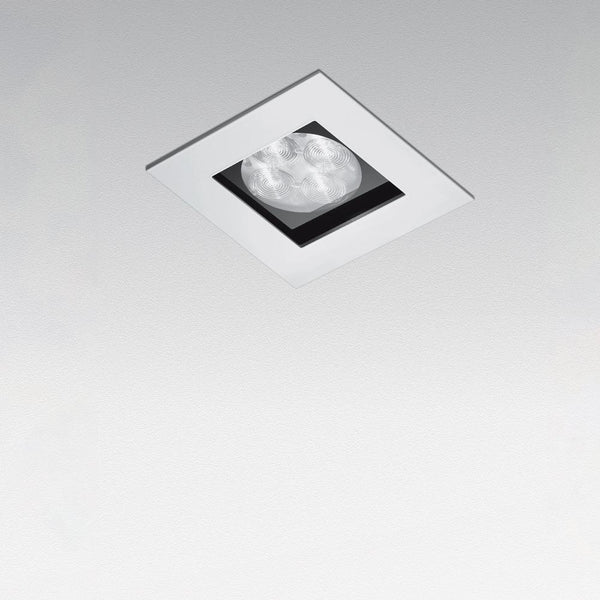 Zeno up 3 wall/ceiling recessed IP65 25° white