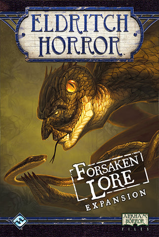 Eldritch Horror: Forsaken Lore Game Box