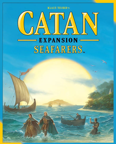 Settlers of Catan: Seafarers Expansion