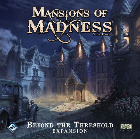 Mansions of Madness - 2nd Edition - Beyond the Threshold Expansion