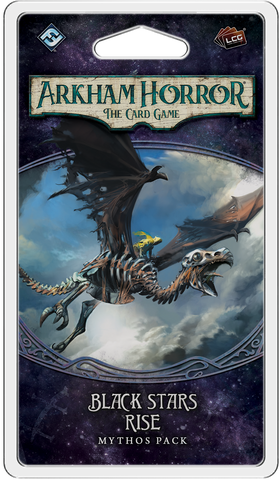 Arkham Horror: The Card Game (LCG) - Black Stars Rise Mythos Pack