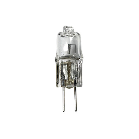 JC Type 10 Watt 12 Volt G4 Clear - Halogen Light Bulb #12572