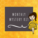 MYSTERY  MONTHLY Planner Sticker Set