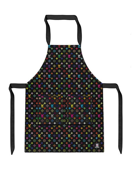 Monogram - OG Multi Color APRON Headliners.co - Headliners.co