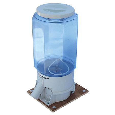 Ergo Outdoor Pet / Pond Feeder 2000Pfm - Peazz Pet