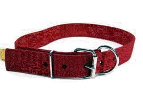Heifer Collar Nylon Red 1 3-4 X 40 Inc (Dcc 40Rd) - Peazz Pet